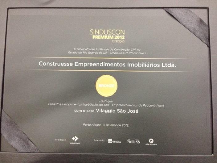 Prêmio Sinduscon